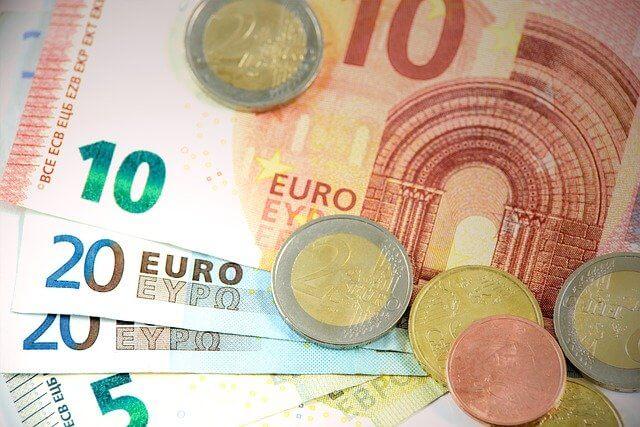 vpogled v prihodnost za denar in finance